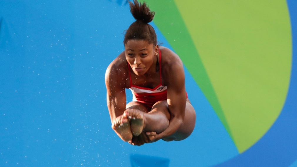 Abel dives to fourth for second time at Rio 2016
