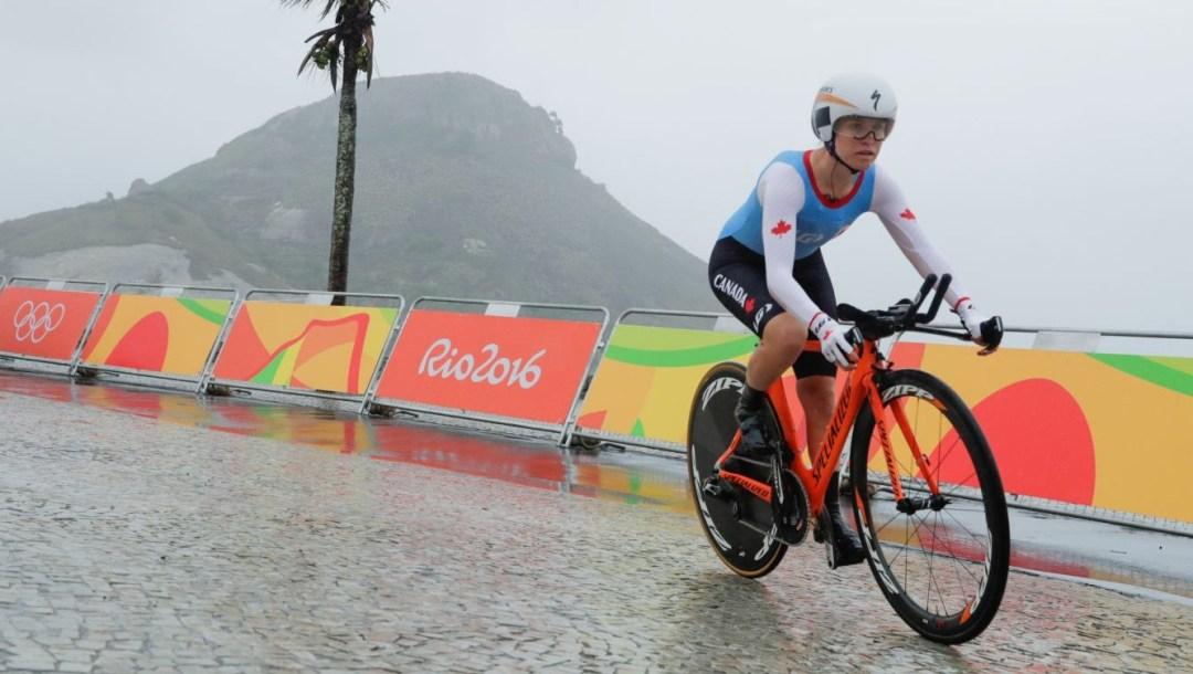 Rio 2016: Karol-Ann Canuel