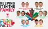 Rio 2016 Fun Facts: All in the family for Team Canada
