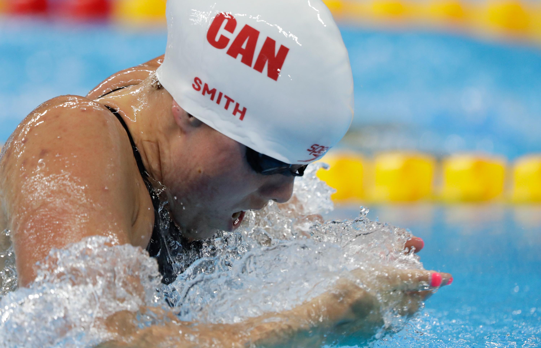 Kierra Smith, Rio 2016. August 10, 2016. COC Photo/Jason Ransom