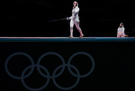 Leonora Mackinnon, Rio 2016. August 6, 2016. COC Photo/Jason Ransom