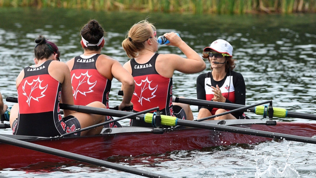 Record-setting Olympic rower Thompson-Willie in Rio to win