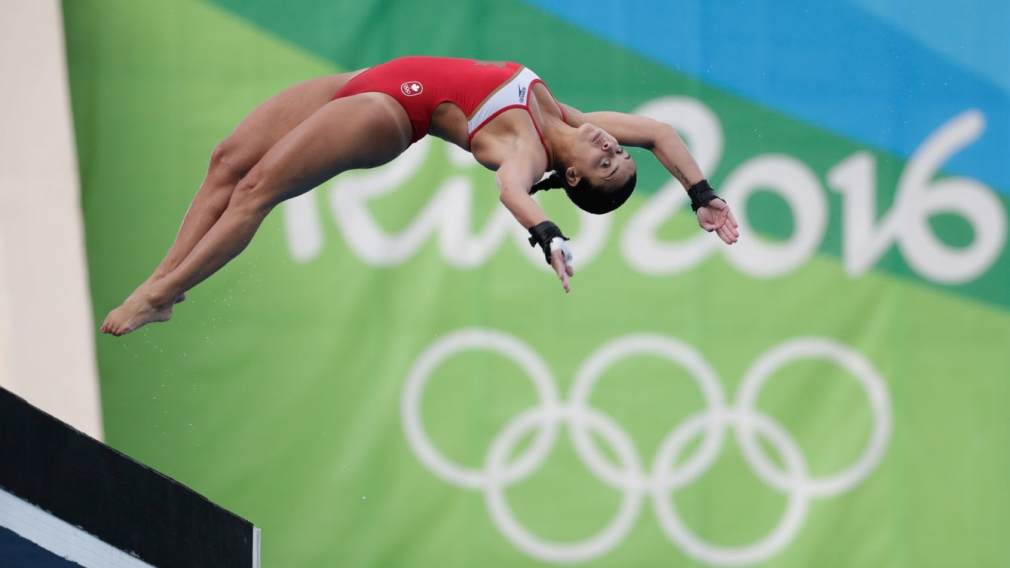 Benfeito wins second diving bronze of Rio 2016