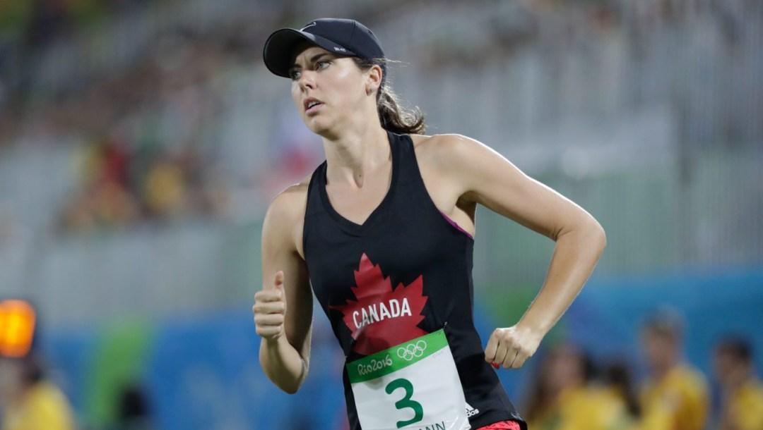 Rio 2016: Melanie McCann