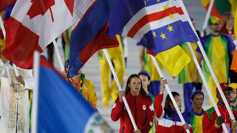 In Photos: Team Canada at the Rio 2016 Closing Ceremony