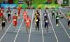 Canada wins 4x100m men's relay Olympic bronze in Rio