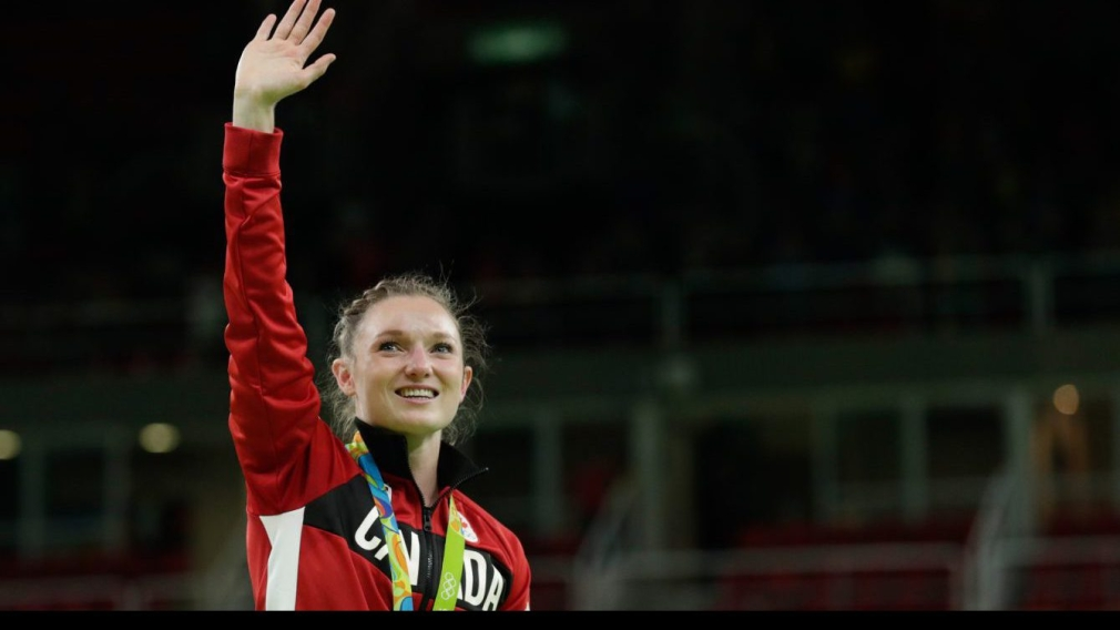Back-to-back Olympic trampoline gold for MacLennan