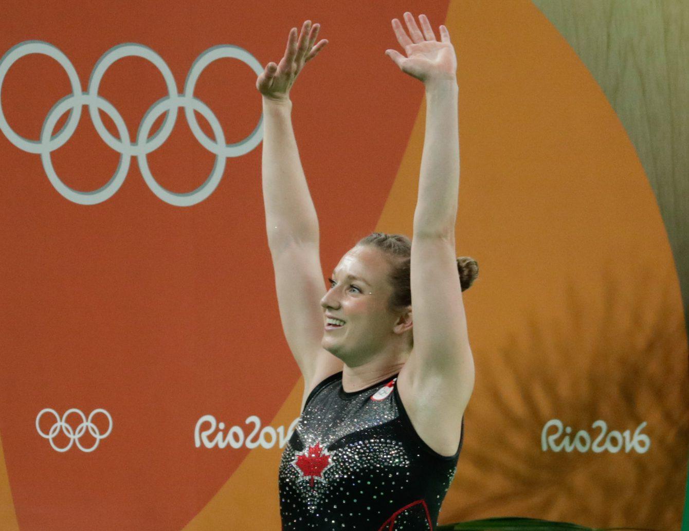 Rio 2016: MacLennan wins trampoline gold