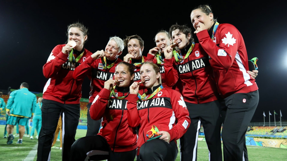 Canada's rugby stars overcome adversity for Olympic medal