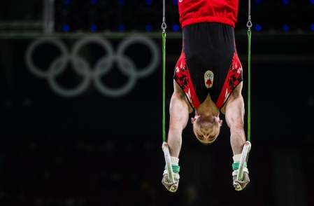 Scott Morgan, Rio 2016. August 6, 2016. COC Photo/Mark Blinch