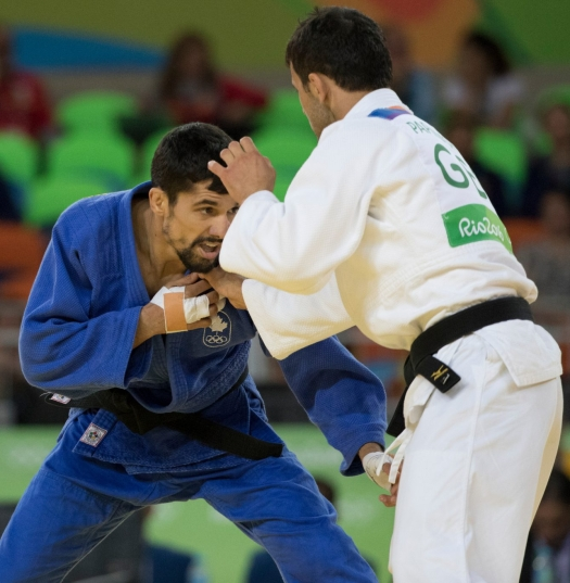 Sergio Pessoa, Rio 2016. August 6, 2016. COC Photo/Jason Ransom