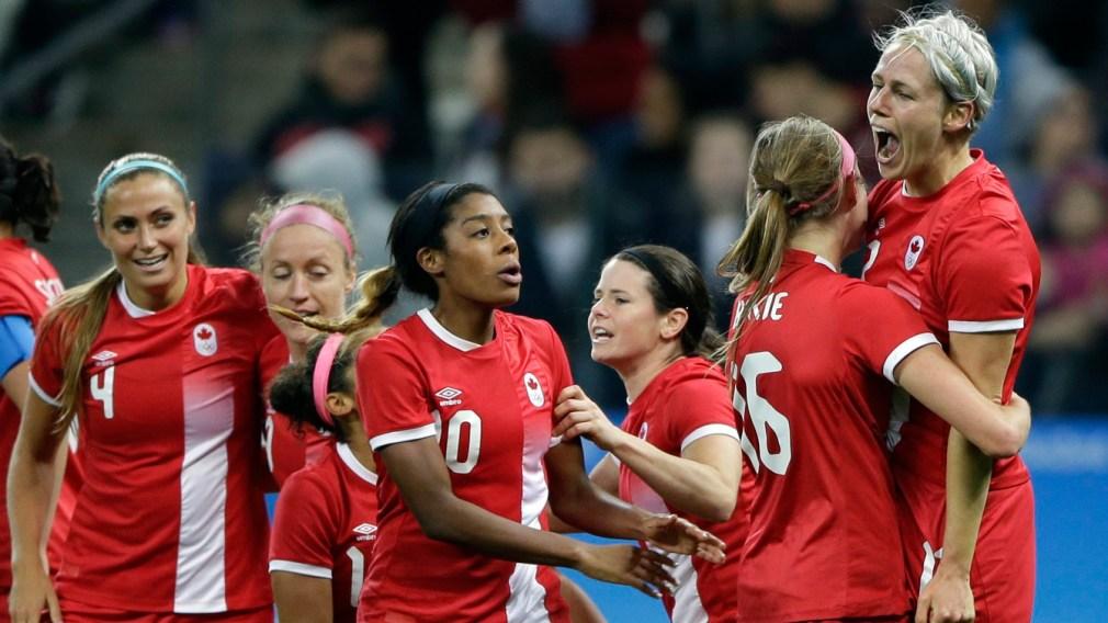 Rio 2016: Women's soccer vs France