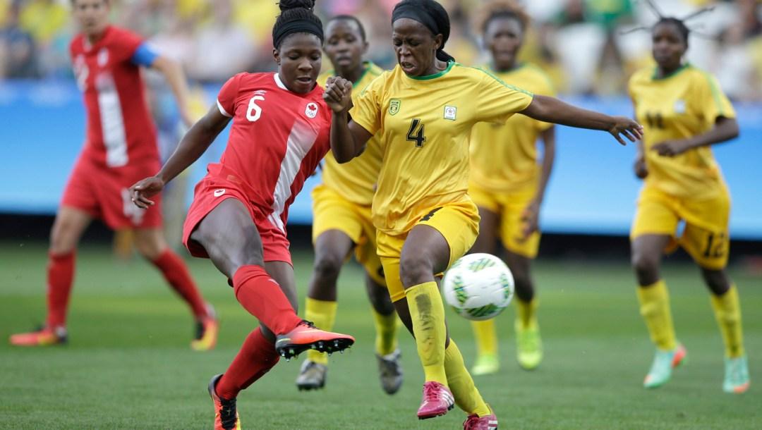 Rio 2016: Deanne Rose