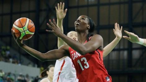 Women's Basketball, Rio 2016. August 6, 2016.
