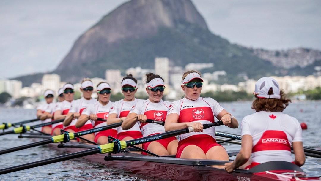 Rio2016: Women's eight