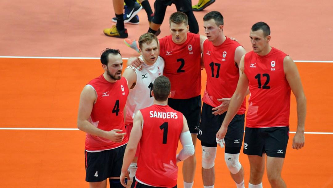 Rio 2016: Men's volleyball