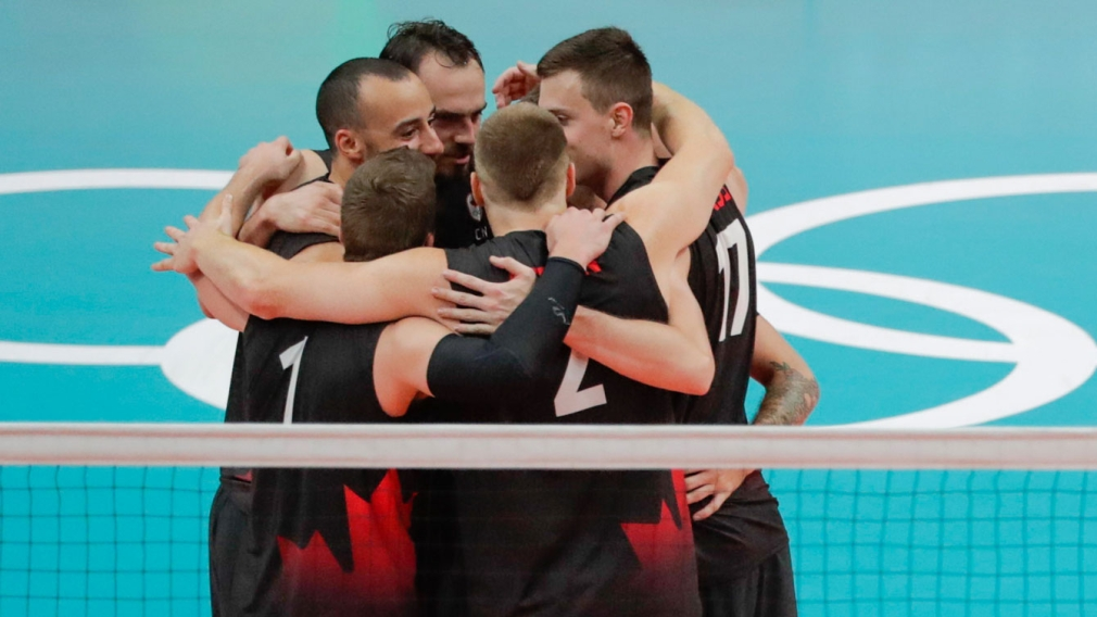Quarterfinals the end of the line for Canada's thrilling run in volleyball