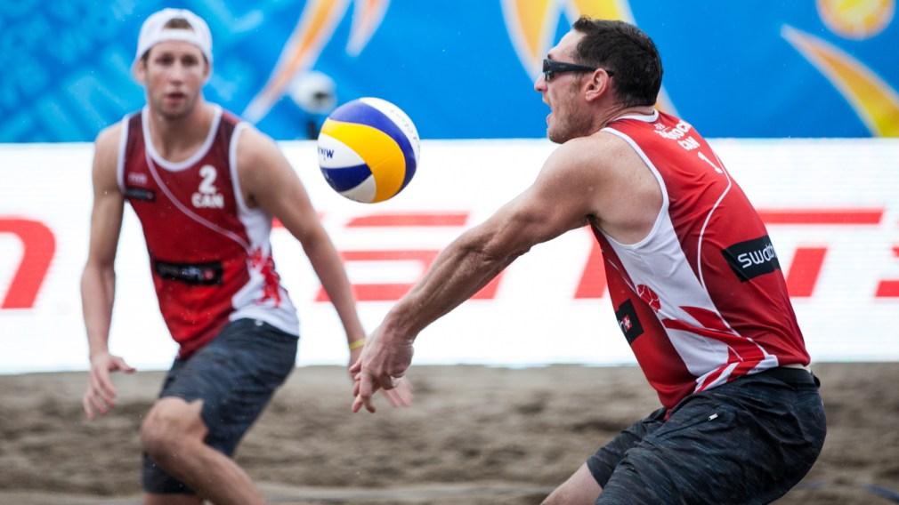 Canada hosts Swatch beach volleyball FIVB World Tour Finals