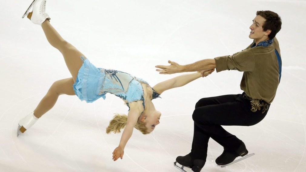 Seguin and Bilodeau start Grand Prix season with Skate America gold
