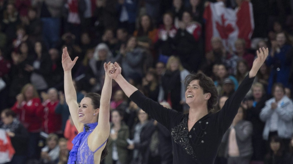 Canadian Roundup: Historic weekend for figure skating and bobsleigh