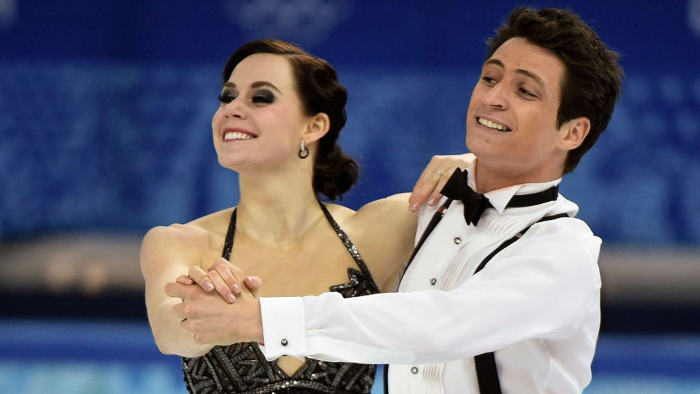 Canadian figure skaters set to battle some of world's best at Skate Canada International