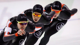 Team Canada Ben Donnelly