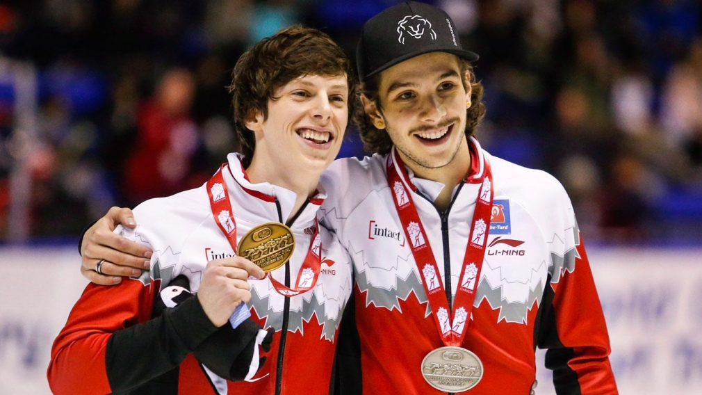 Canadian Roundup: World Cup and Grand Prix podium success