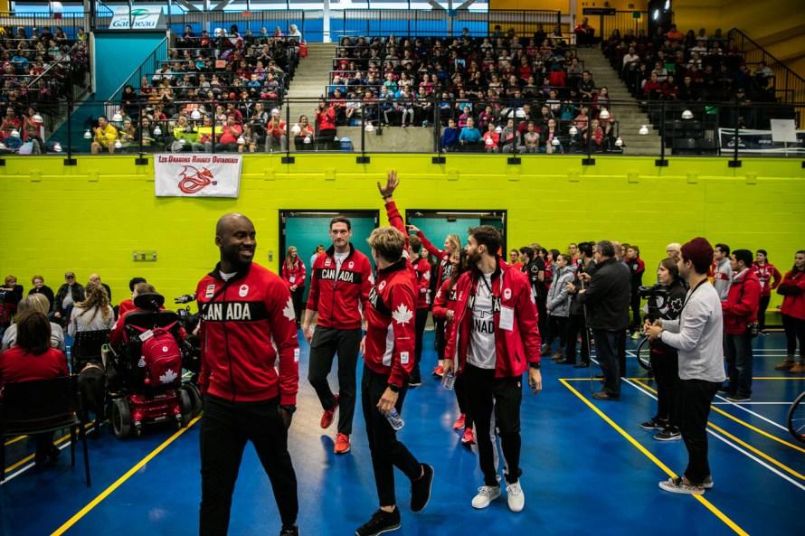 Rio 2016 Celebration of Athletes in Ottawa and Gatineau (Photo: David Jackson)