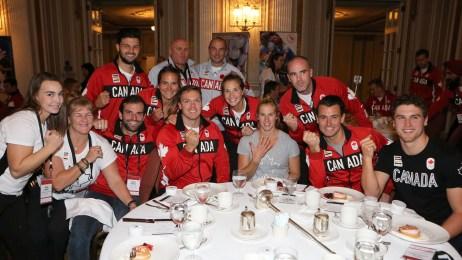 Rio 2016 Celebration of Athletes in Ottawa and Gatineau (Photo: Greg Kolz)