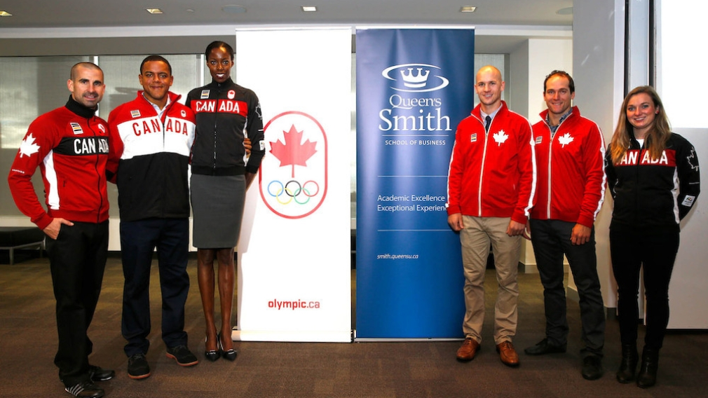 Canadian Olympic Committee and Smith School of Business Announce Strategic Partnership