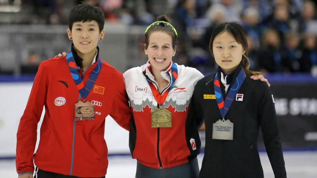 Canadian Roundup: Team Canada's golden weekend