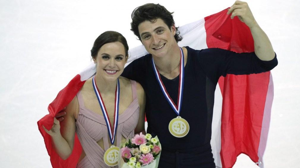 Virtue & Moir finally win first Grand Prix Final gold