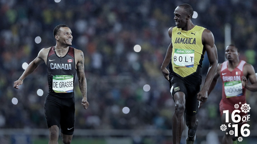 16 of '16: Canadian sprinting gains international attention