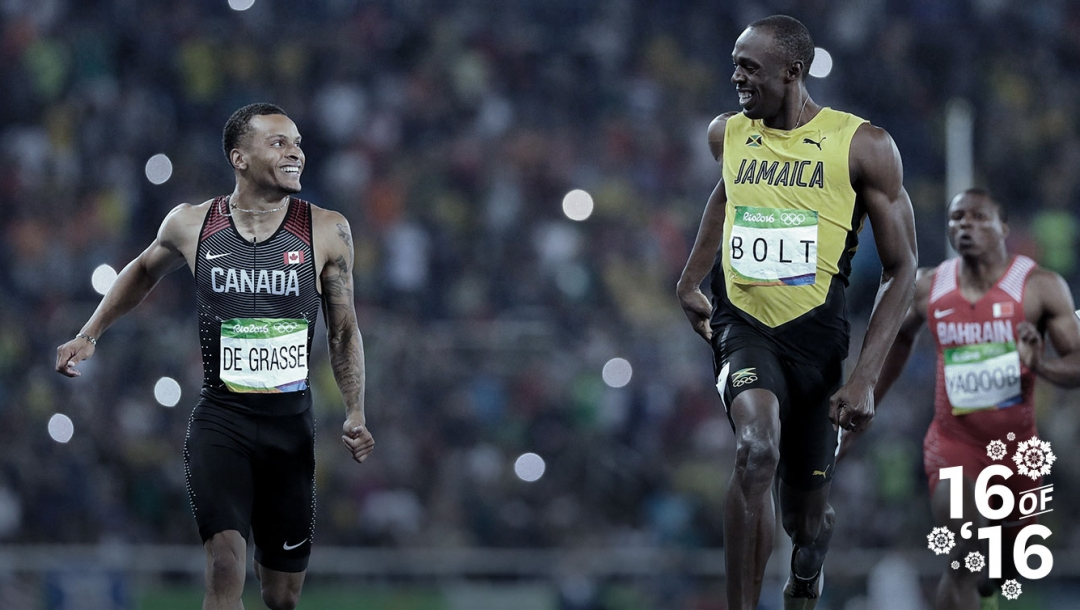 16 of 16 Canadian sprinting