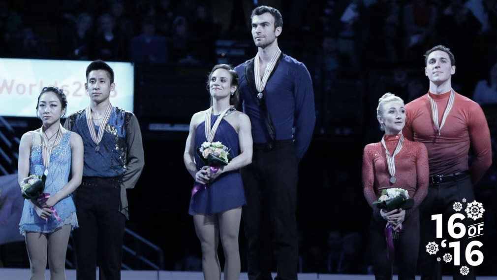 16 of '16: Duhamel & Radford deny doubters, return to top of the world