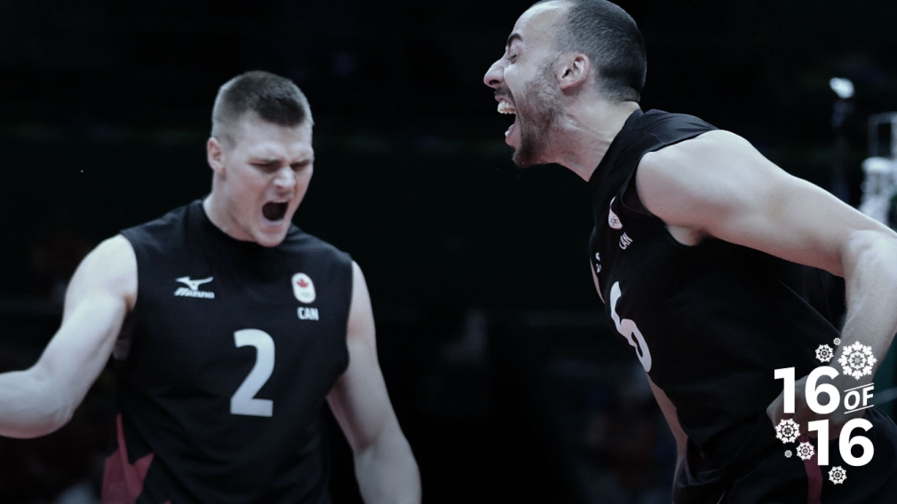 16 of '16: The rise of Volleyball Canada