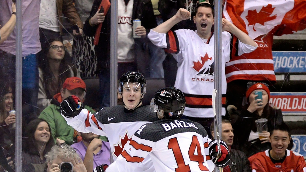 Canada blanks Slovakia for second win at World Juniors