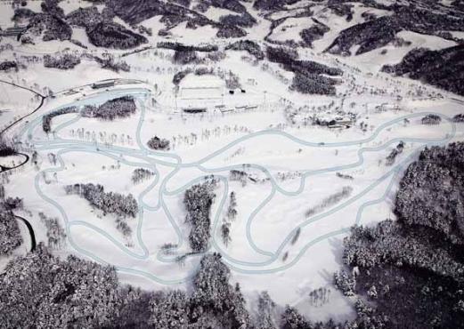 Alpensia Cross-Country Skiing Centre - PyeongChang 2018 Venue