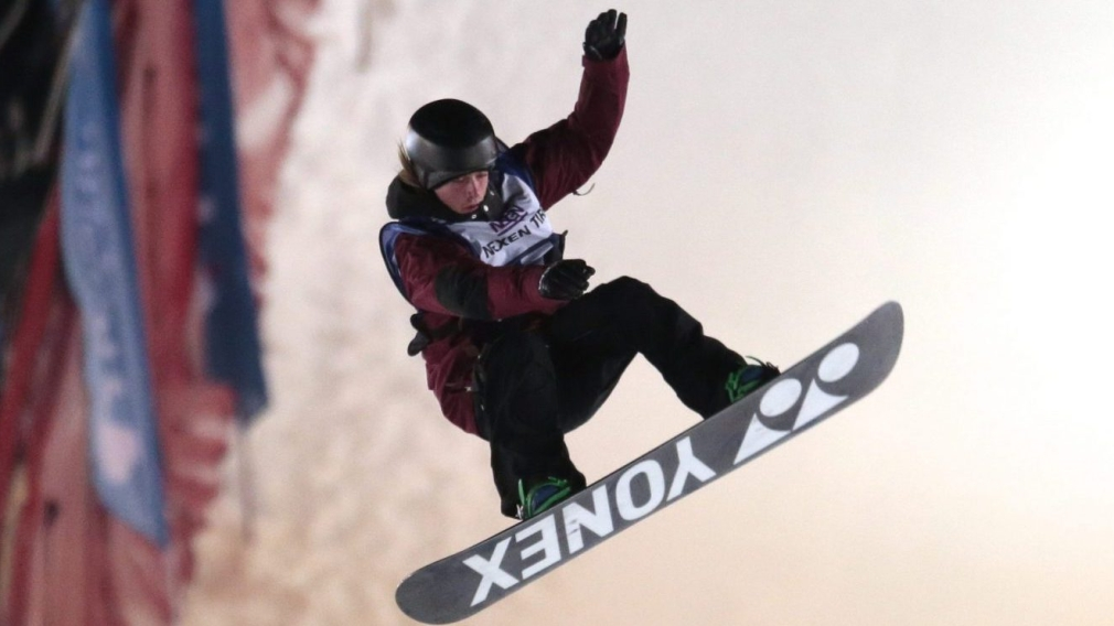 World Cup big air silver for Truchon in Moscow