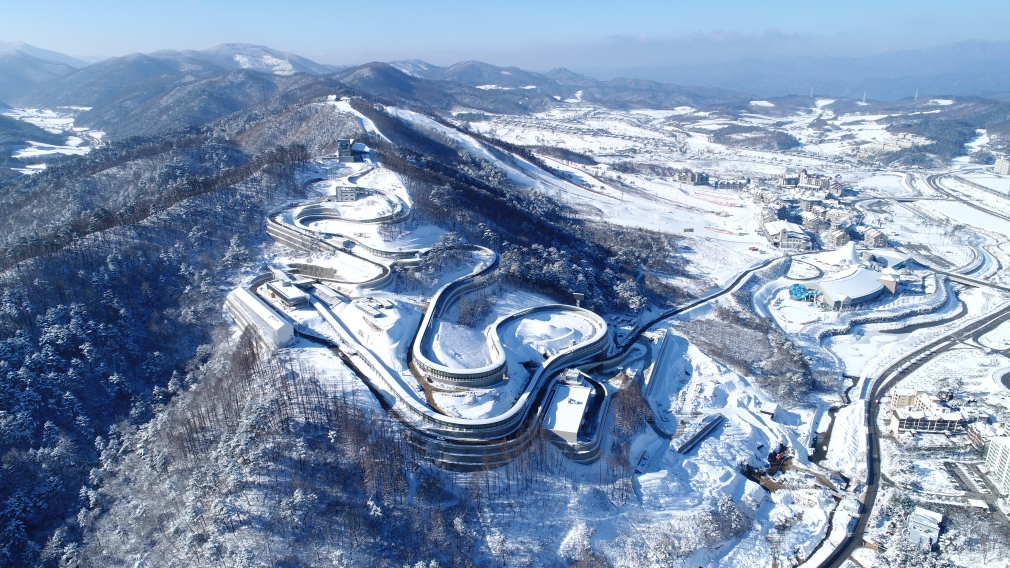 PyeongChang 2018 Competition Schedule by Sport
