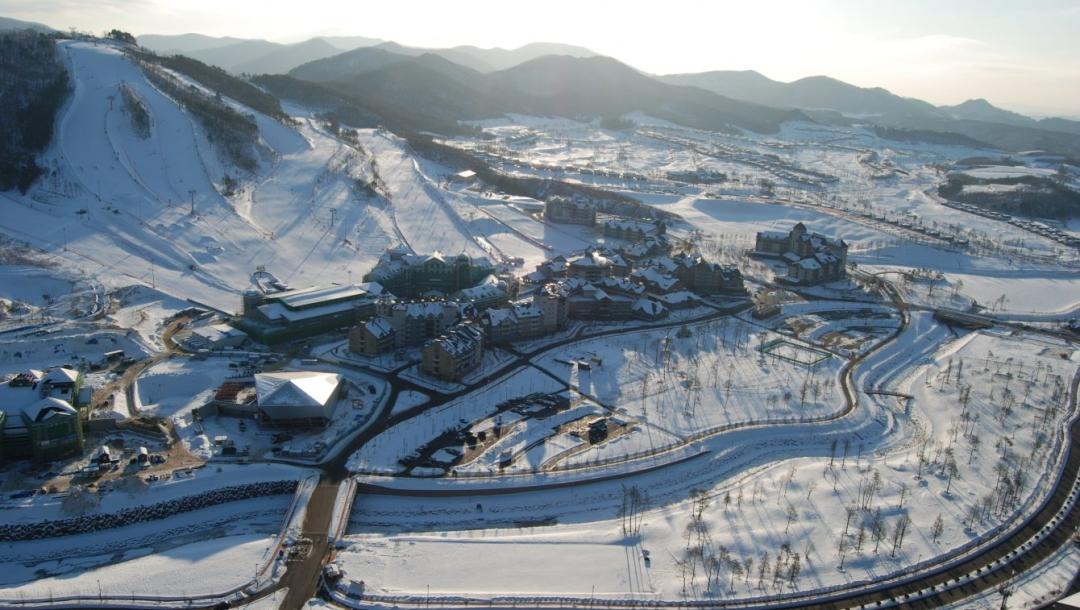 Alpensia Sports Park - PyeongChang 2018 Venue