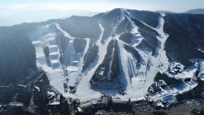 Bokwang Snow park - PyeongChang 2018 Venue