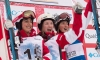 Canadian Roundup: Podium sweeps, historic firsts and plenty of gold