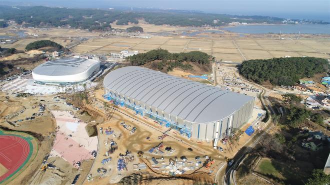Gangneung Oval - PyeongChang 2018 Venue
