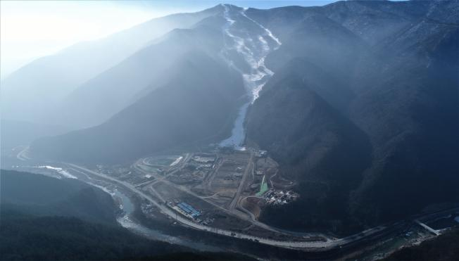 Jeongseon Alpine Centre - PyeongChang 2018 Venue