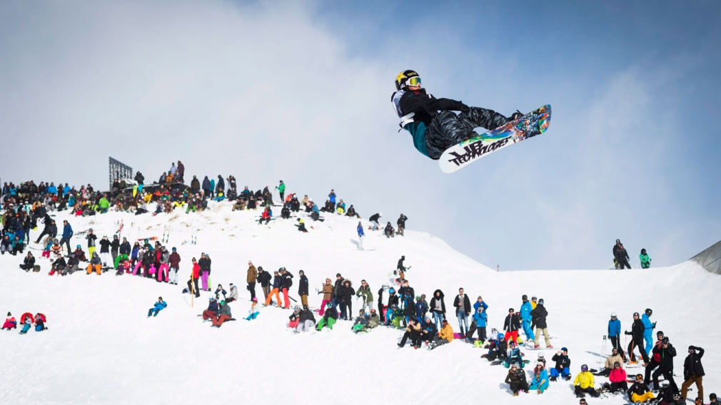 X Games: Nicholson steals slopestyle silver; McMorris takes bronze