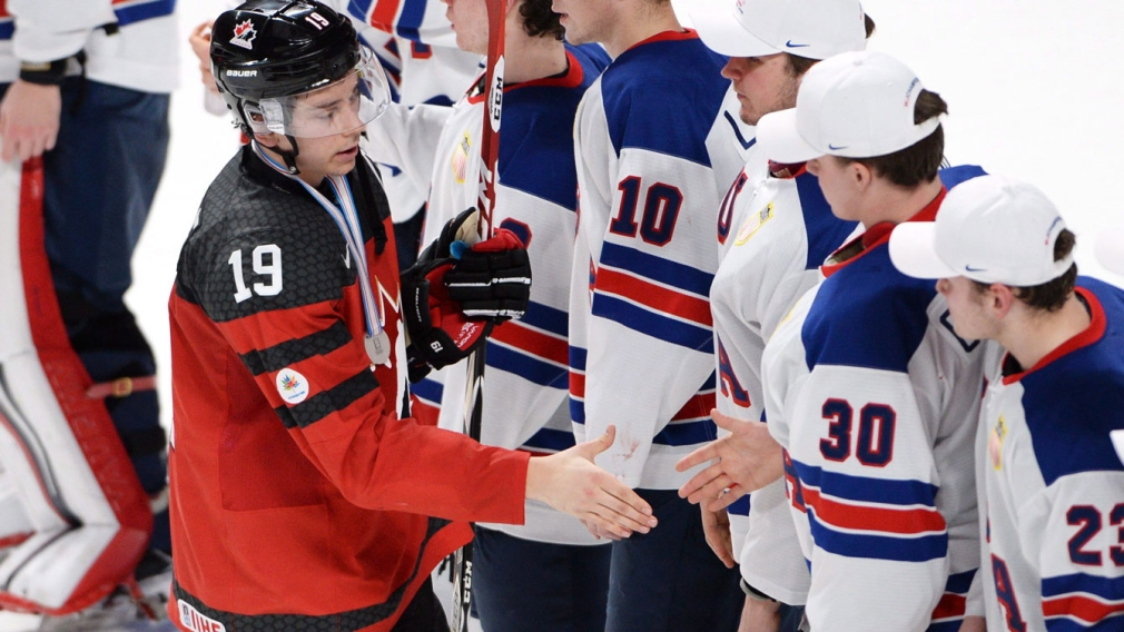 Shootout loss to USA hands Canada World Juniors silver