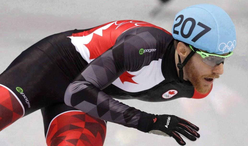 Team Canada Olivier Jean