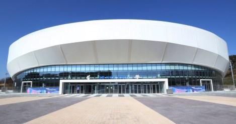 Gangneung Ice Arena (AP Photo/Ahn Young-joon)