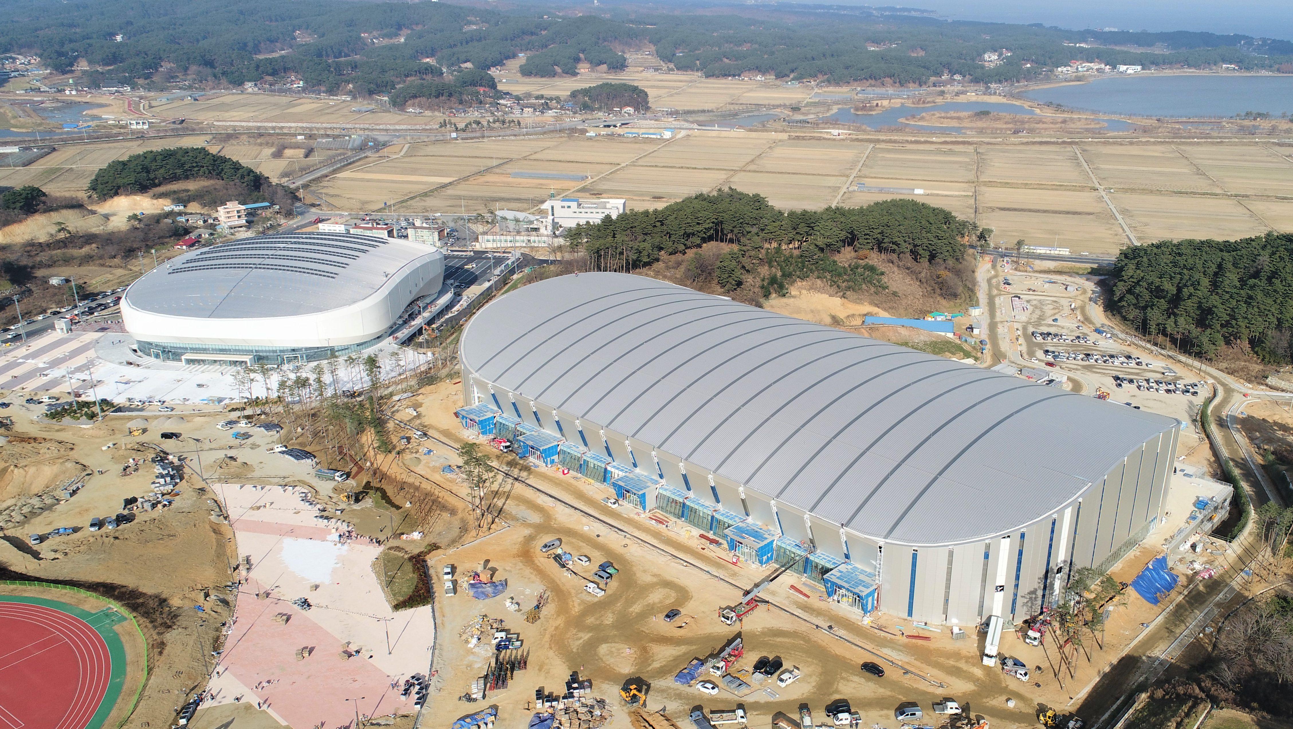 Gangneung Oval December 2016